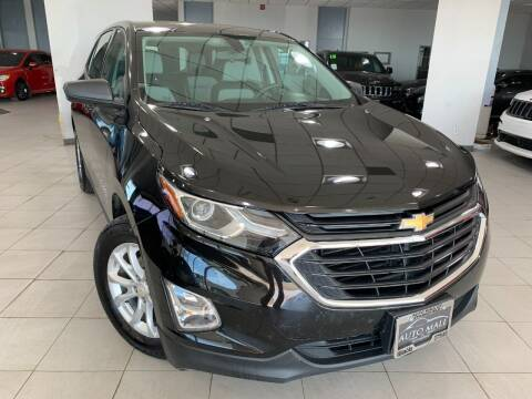 2019 Chevrolet Equinox for sale at Auto Mall of Springfield in Springfield IL