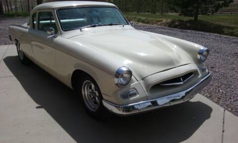 1955 Studebaker Champion for sale at Classic Car Deals in Cadillac MI