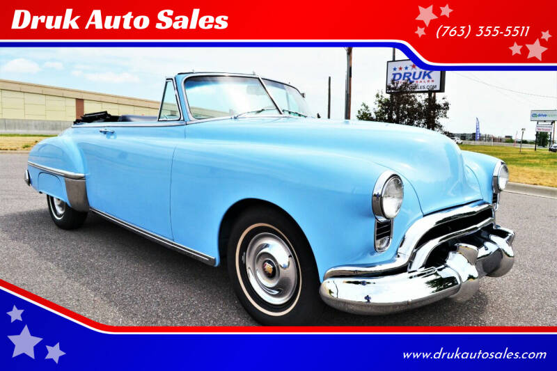 1949 Oldsmobile Eighty-Eight for sale at Druk Auto Sales in Ramsey MN