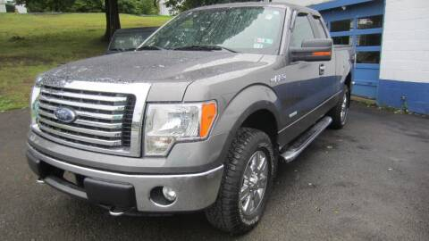 2012 Ford F-150 for sale at Auto Outlet of Morgantown in Morgantown WV
