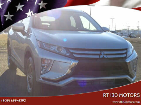 2020 Mitsubishi Eclipse Cross for sale at RT 130 Motors in Burlington NJ