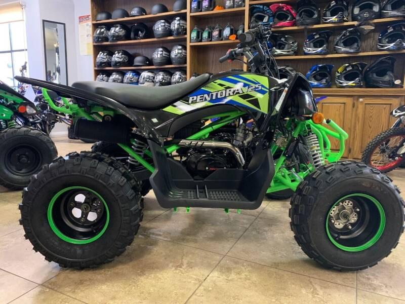 2020 Apollo Pentora 125 OUT OF STOCK for sale at Chandler Powersports in Chandler AZ