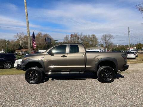 2008 Toyota Tundra for sale at Joye & Company INC, in Augusta GA