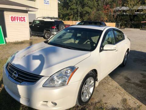 2011 Nissan Altima for sale at Hwy 80 Auto Sales in Savannah GA