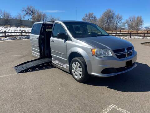 2015 Dodge Grand Caravan for sale at Mobility Solutions in Newburgh NY