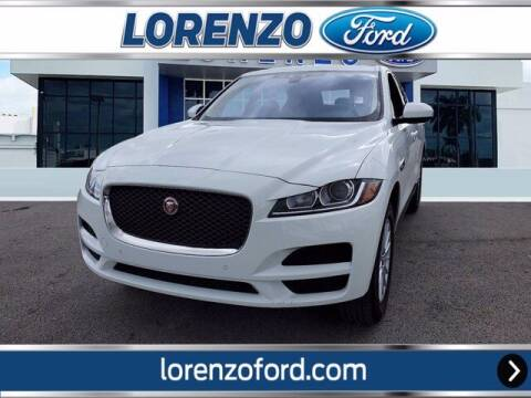 2020 Jaguar F-PACE for sale at Lorenzo Ford in Homestead FL