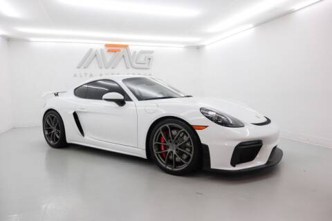2020 Porsche 718 Cayman for sale at Alta Auto Group LLC in Concord NC