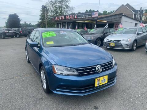 2018 Volkswagen Jetta for sale at Milford Auto Mall in Milford MA