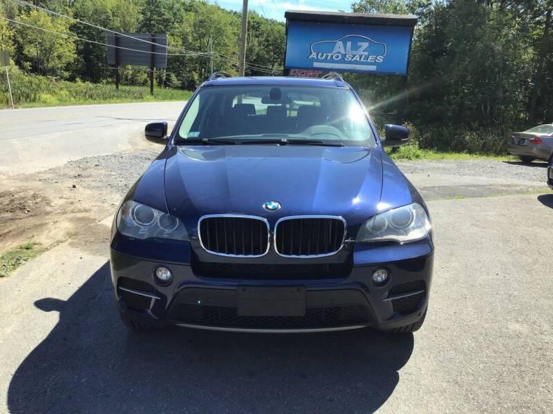 2012 BMW X5 for sale at ALZ Auto Sales in Mount Pocono PA