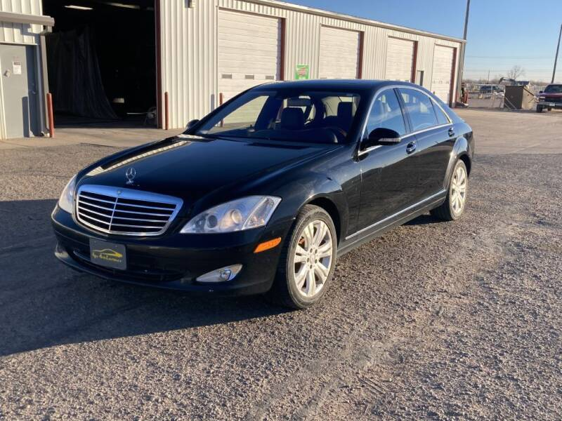 2009 Mercedes-Benz S-Class for sale at Valley Auto Locators in Gering NE