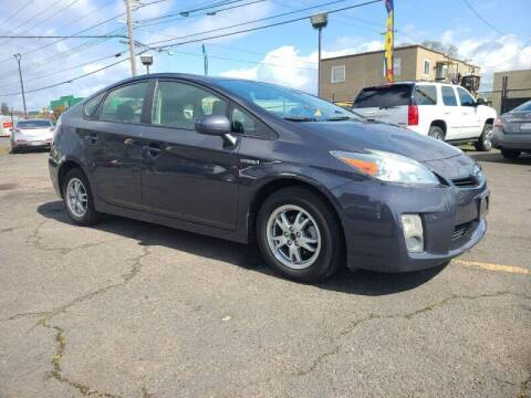 2010 Toyota Prius for sale at Universal Auto Inc in Salem OR