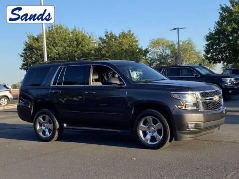 2017 Chevrolet Tahoe for sale at Sands Chevrolet in Surprise AZ
