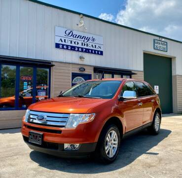 2008 Ford Edge for sale at Danny's Auto Deals in Grafton WI