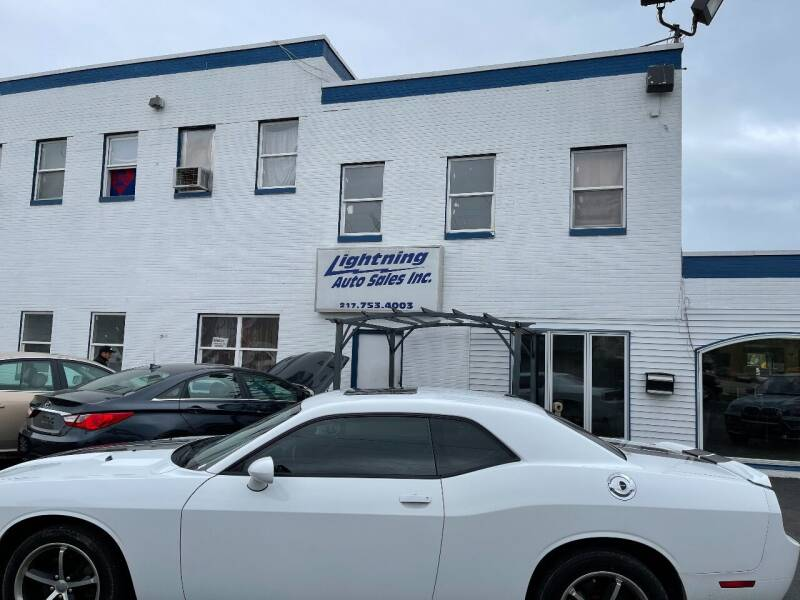 2011 Dodge Challenger for sale at Lightning Auto Sales in Springfield IL