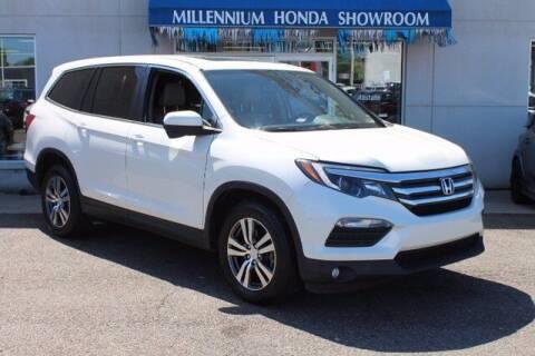 2016 Honda Pilot for sale at MILLENNIUM HONDA in Hempstead NY