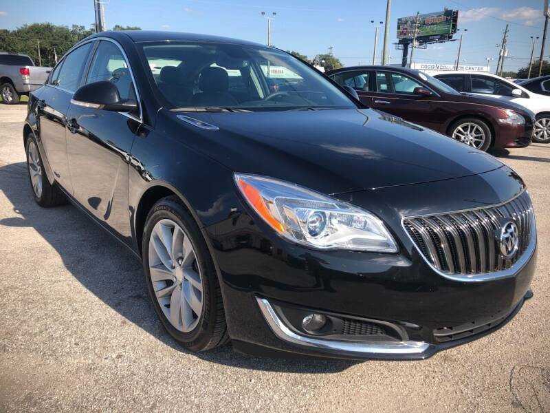 2016 Buick Regal for sale at Marvin Motors in Kissimmee FL