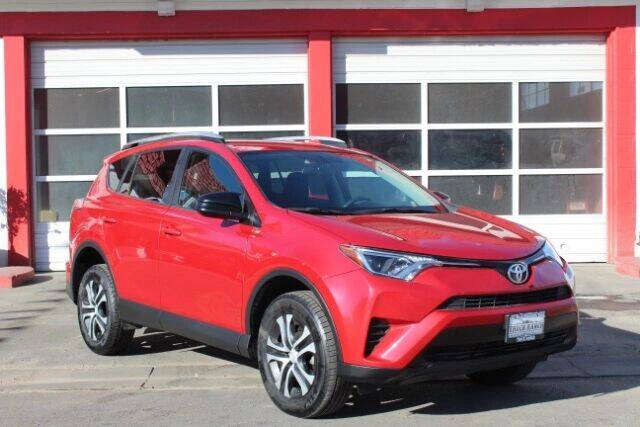 2016 Toyota RAV4 for sale at Truck Ranch in Logan UT