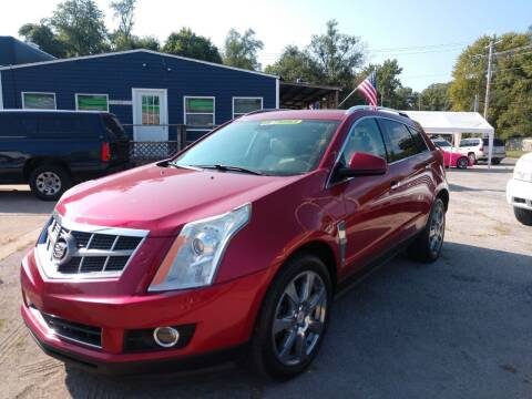 2010 Cadillac SRX for sale at Pep Auto Sales in Goshen IN