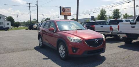 2013 Mazda CX-5 for sale at Cars 4 Grab in Winchester VA