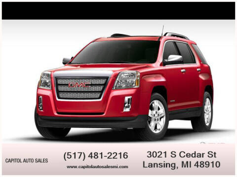2014 GMC Terrain for sale at Capitol Auto Sales in Lansing MI