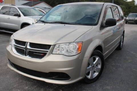 2013 Dodge Grand Caravan for sale at Mars auto trade llc in Kissimmee FL