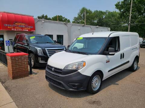 2017 RAM ProMaster City Wagon for sale at Redford Auto Quality Used Cars in Redford MI