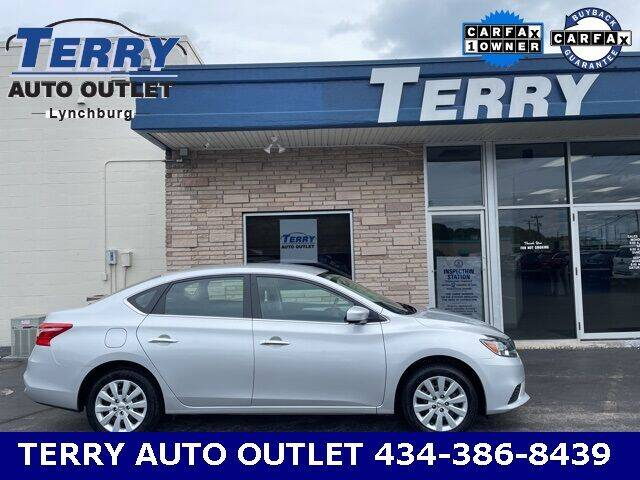 2019 Nissan Sentra for sale at Terry of South Boston in South Boston VA