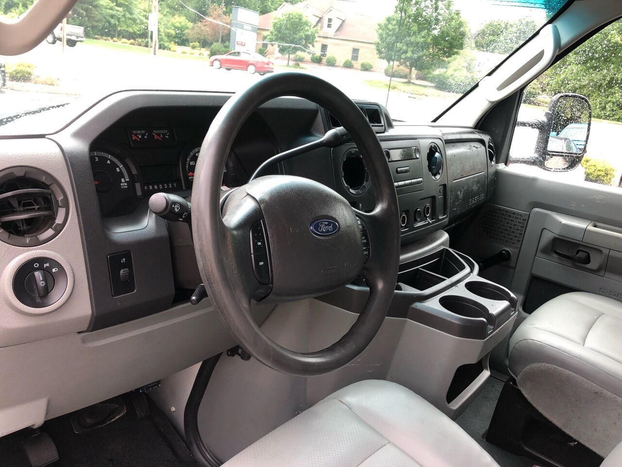 2011 Ford E-Series Chassis Specialty Vehicle
