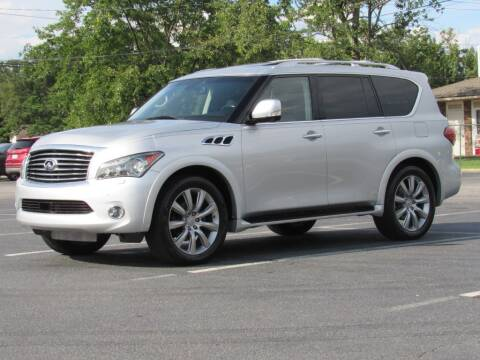 2012 Infiniti QX56 for sale at Access Auto in Kernersville NC
