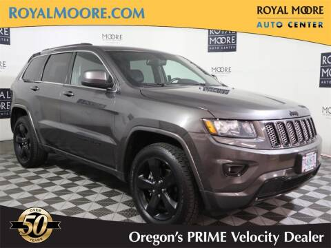 2015 Jeep Grand Cherokee for sale at Royal Moore Custom Finance in Hillsboro OR