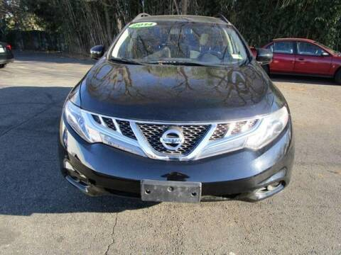 2014 Nissan Murano for sale at FIRST CLASS AUTO in Arlington VA