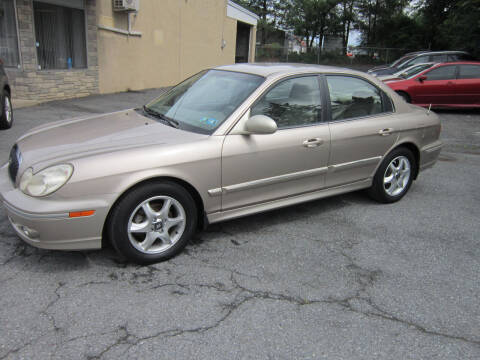 2005 Hyundai Sonata for sale at Marks Automotive Inc. in Nazareth PA