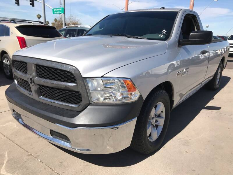 2016 RAM Ram Pickup 1500 for sale at Town and Country Motors in Mesa AZ