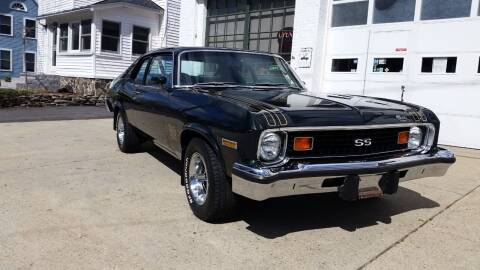 1974 Chevrolet Nova for sale at Carroll Street Auto in Manchester NH