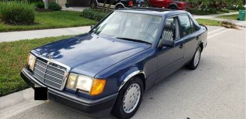 1987 Mercedes-Benz 300-Class for sale at Classic Car Deals in Cadillac MI