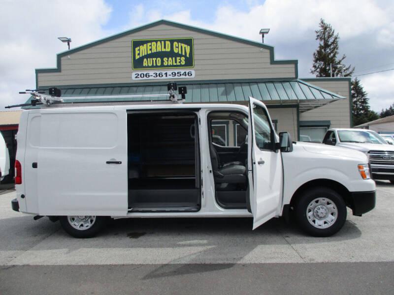 2021 Nissan NV Cargo for sale in Seattle, WA
