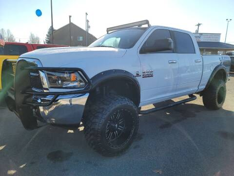 2015 RAM Ram Pickup 2500 for sale at Artistic Auto Group, LLC in Kennewick WA