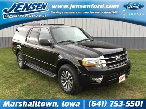 2017 Ford Expedition EL for sale at JENSEN FORD LINCOLN MERCURY in Marshalltown IA