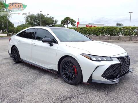 2021 Toyota Avalon for sale at GATOR'S IMPORT SUPERSTORE in Melbourne FL