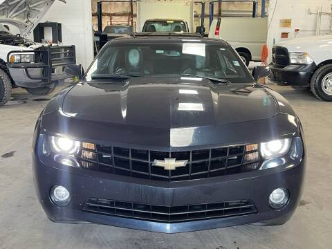 2013 Chevrolet Camaro for sale at Ricky Auto Sales in Houston TX