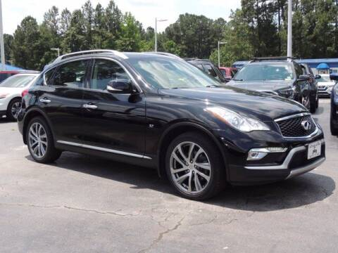 2017 Infiniti QX50 for sale at Auto Finance of Raleigh in Raleigh NC