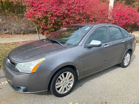 2011 Ford Focus for sale at Padula Auto Sales in Braintree MA