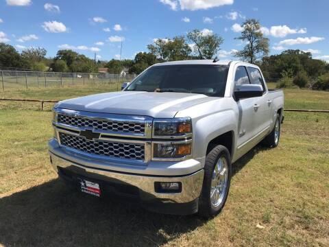 2015 Chevrolet Silverado 1500 for sale at LA PULGA DE AUTOS in Dallas TX