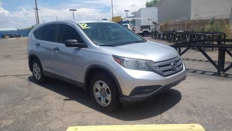 2012 Honda CR-V for sale at CAMEL MOTORS in Tucson AZ