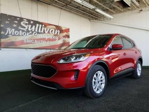 2020 Ford Escape for sale at SULLIVAN MOTOR COMPANY INC. in Mesa AZ