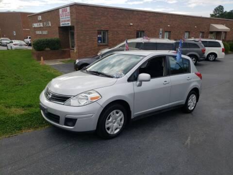 2011 Nissan Versa for sale at ARA Auto Sales in Winston-Salem NC