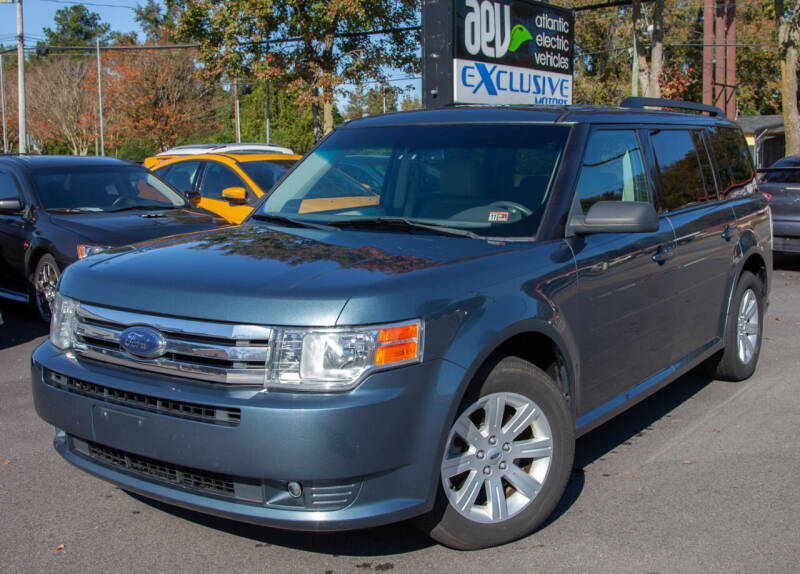 2010 Ford Flex for sale at EXCLUSIVE MOTORS in Virginia Beach VA