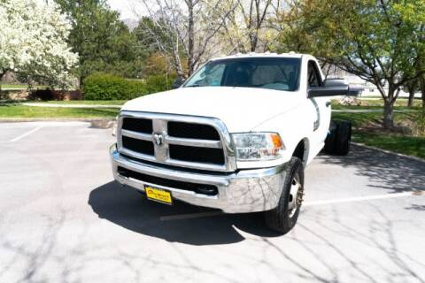 2018 RAM Ram Chassis 3500 for sale at AUTOMAXX MAIN in Orem UT