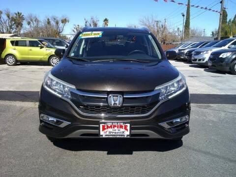 2016 Honda CR-V for sale at Empire Auto Sales in Modesto CA