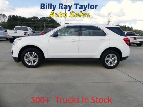2015 Chevrolet Equinox for sale at Billy Ray Taylor Auto Sales in Cullman AL